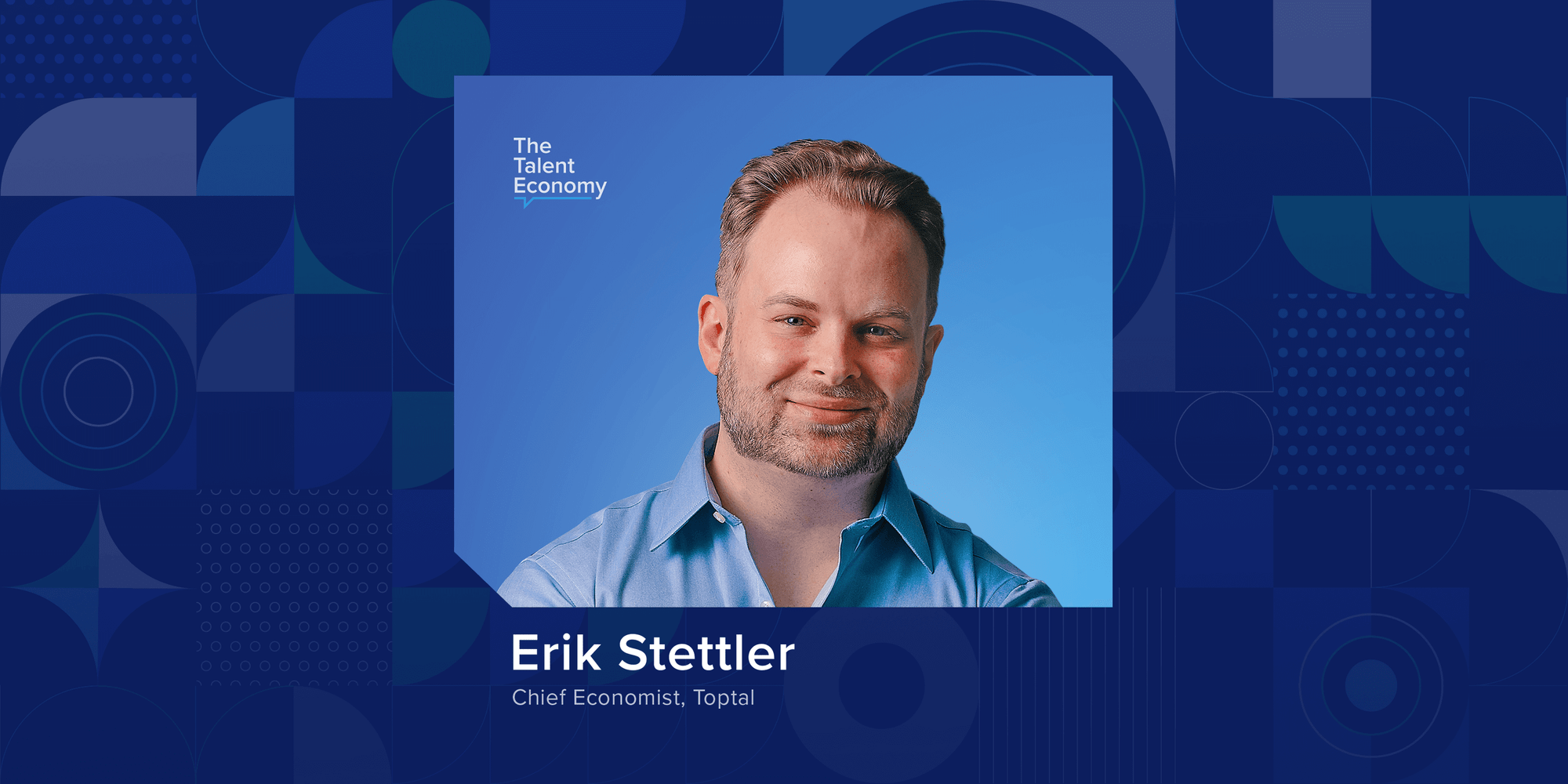 Putting a Dent in the Universe: Introducing Toptal Chief Economist Erik Stettler