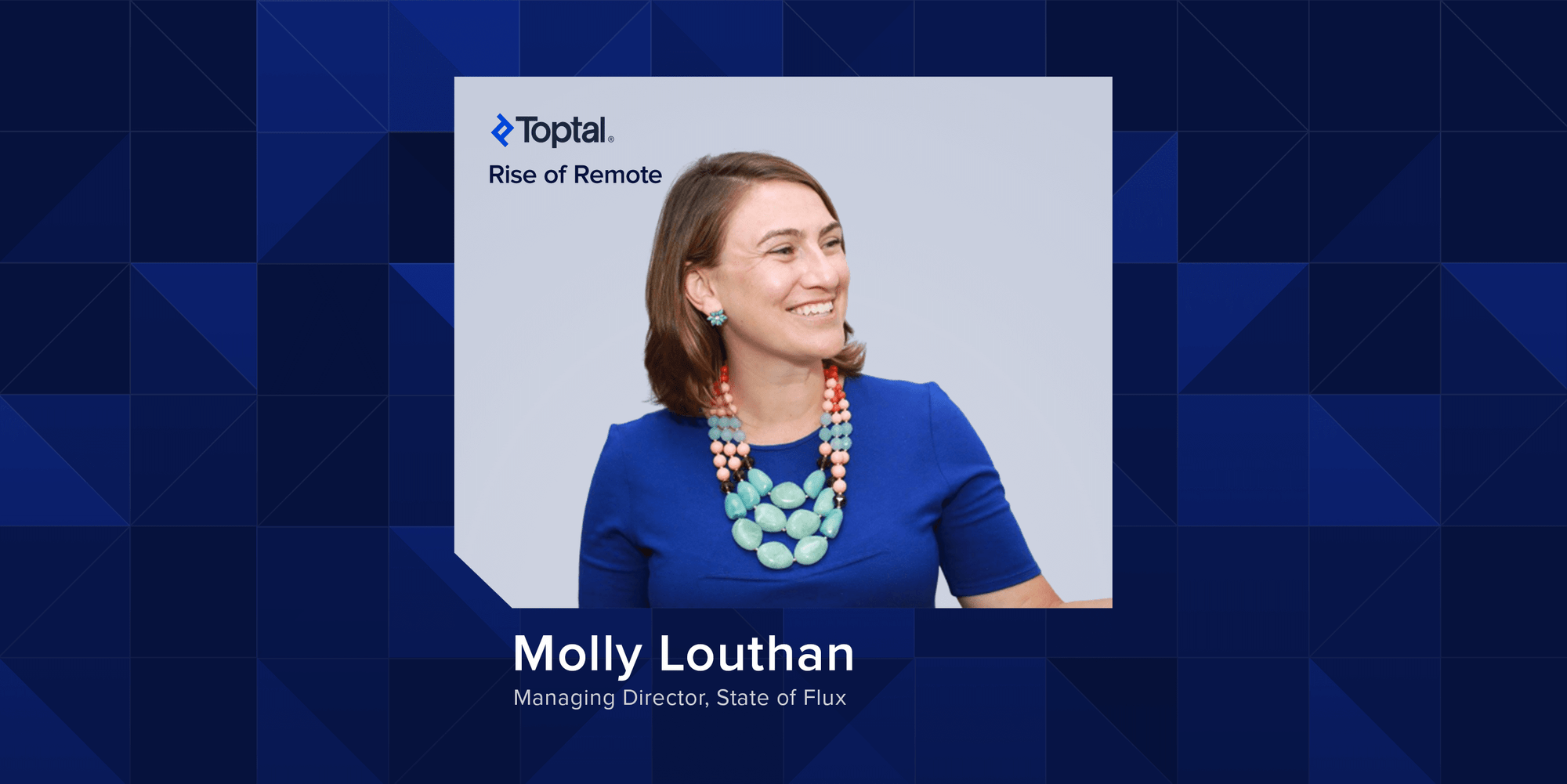 Trust and Security in Global Supply Chains, with Molly Louthan