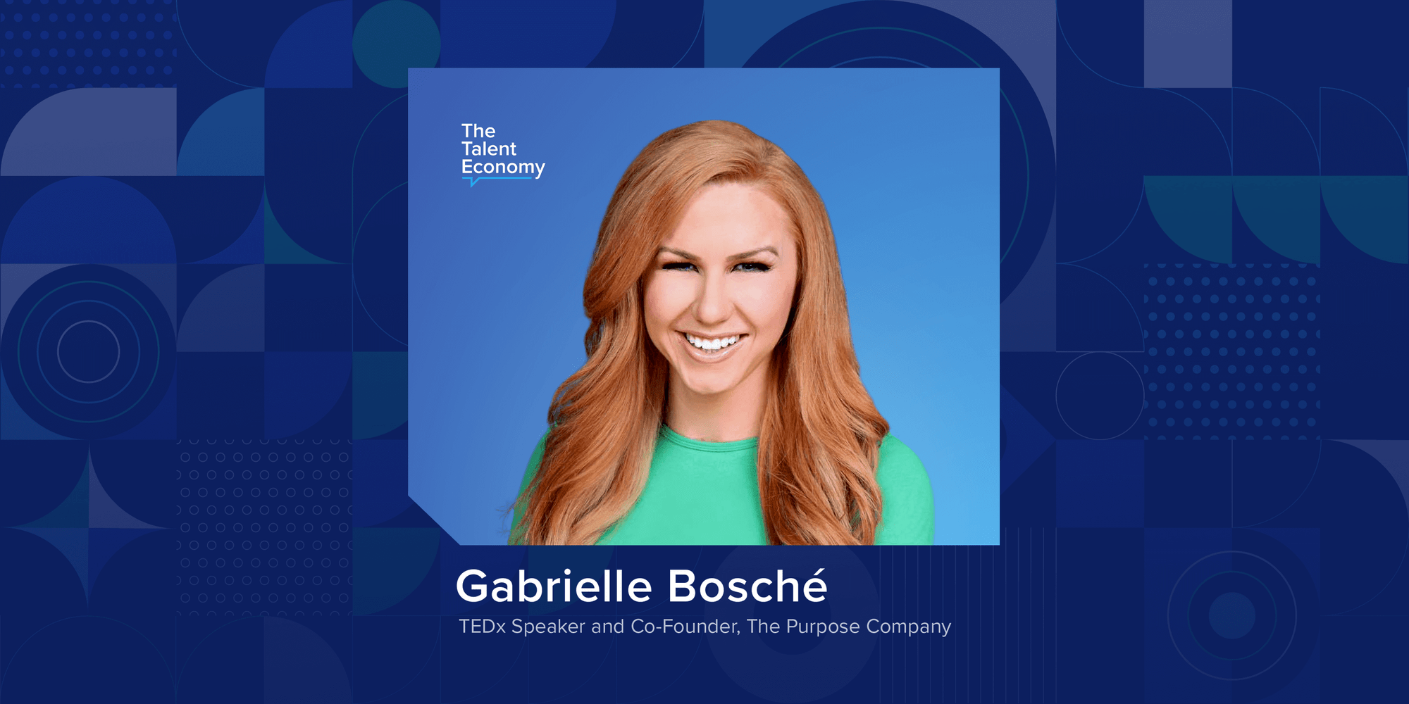 Unlocking Millenial Talent with Gabrielle Bosché