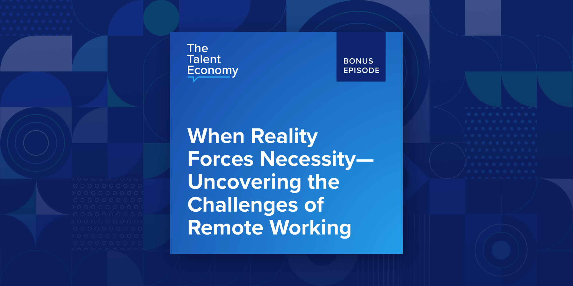 When Reality Forces Necessity – Uncovering the Challenges of Remote Working